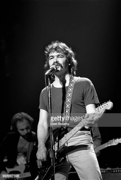 John Prine performing at The Savoy in New York City on June 4 1981