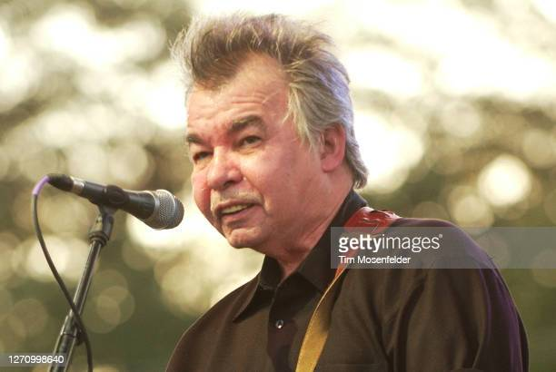 John Prine performs during day one of the Austin City Limits Music Festival at Zilker Park on September 23, 2005 in Austin, Texas.