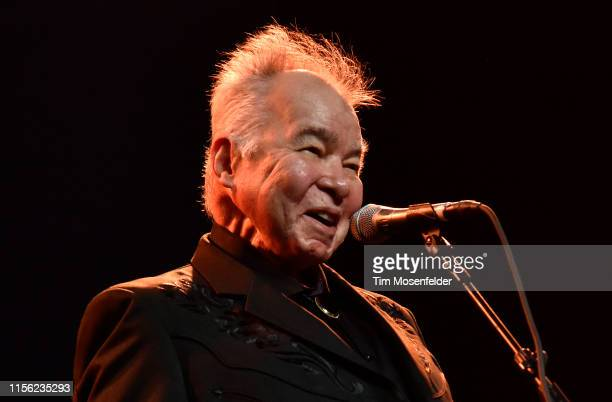 John Prine performs during the 2019 Bonnaroo Music & Arts Festival on June 15, 2019 in Manchester, Tennessee.