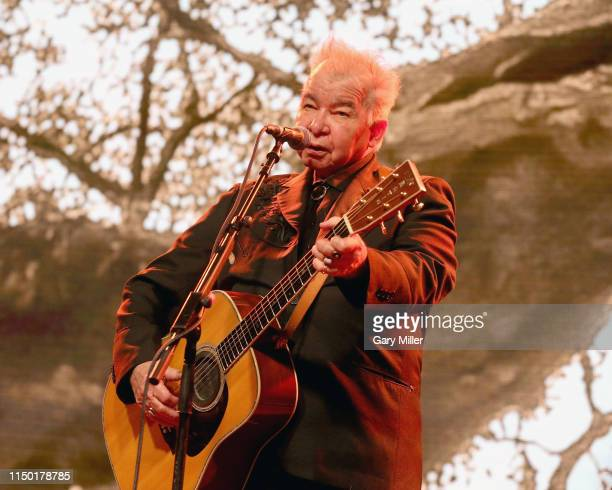 John Prine performs in concert during day three of the Bonnaroo Music And Arts Festival on June 15 2019 in Manchester Tennessee