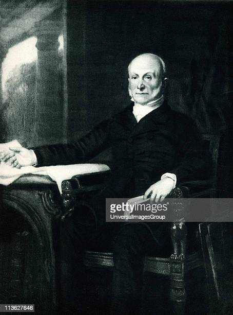 John Quincy Adams 6th President of the United States