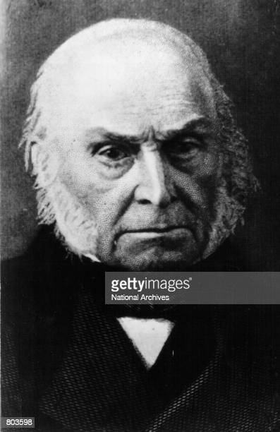John Quincy Adams sixth President of the United States serving from 1825 to 1829