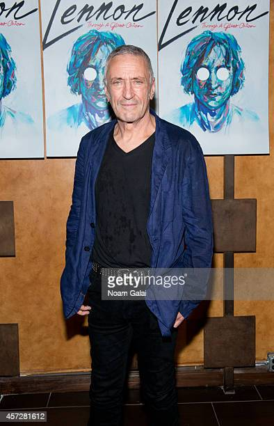 John R Waters attends the 'Lennon Through A Glass Onion' Opening Night After Party at Bar 13 on October 15 2014 in New York City