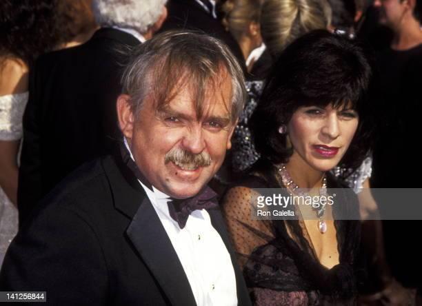 John Ratzenberger and Georgia Stiny at the 44th Annual Primetime Emmy Awards Pasadena Civic Auditorium Pasadena