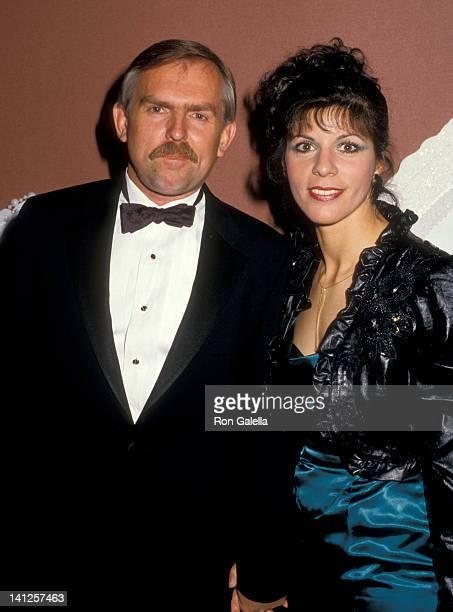 John Ratzenberger and Georgia Stiny at the Starlight Ball Bonaventure Hotel Los Angeles