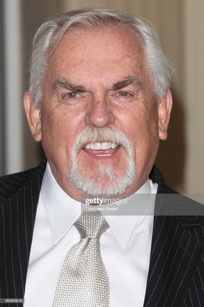 John Ratzenberger attends the 23rd annual Night Of 100 Stars black tie dinner viewing gala held at the Beverly Hills Hotel on February 24, 2013 in Beverly Hills, California.
