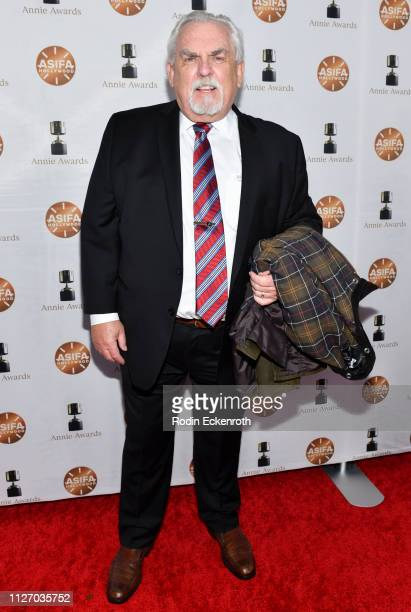 John Ratzenberger attends the 46th Annual Annie Awards at Royce Hall UCLA on February 02 2019 in Westwood California