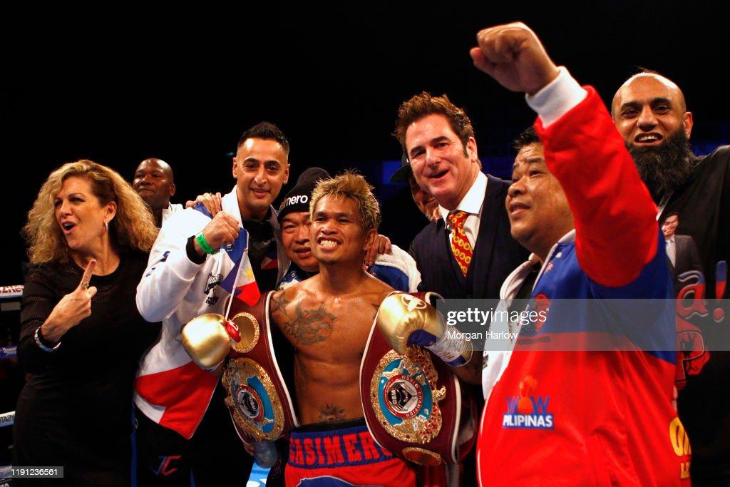 Boxing in Birmingham : ニュース写真
