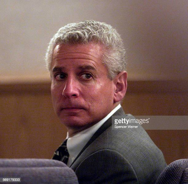 John Reiner during opening arguments Reiner faces extortion charges for trying to blackmail Erin Brockovich and her lawyer boss Ed Masry by promising...