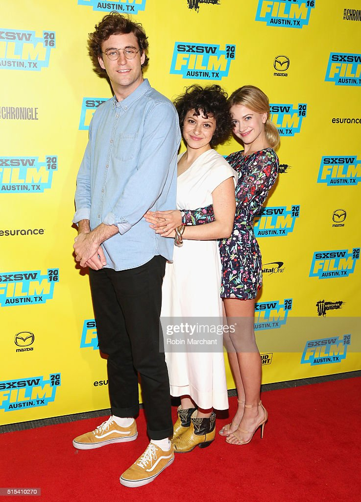 """""""Search Party"""" Panel And Q&A, TBS At SXSW 2016 : News Photo"""