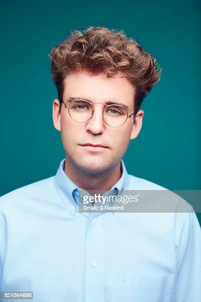 John Reynolds of Turner Networks 'TBS/Search Party' poses for a portrait during the 2017 Summer Television Critics Association Press Tour at The...