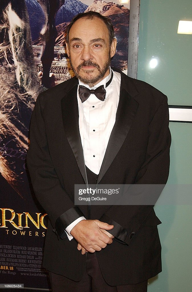 """The Lord Of The Rings: The Two Towers"" Los Angeles Premiere - Arrivals"