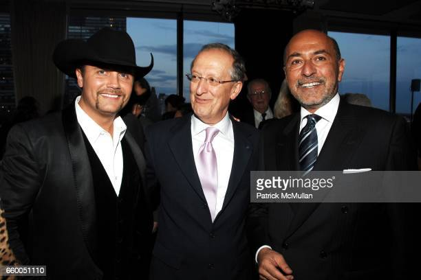 John Rich, Antonio Maria Costa and Shafik Gabr attend WELCOME TO GULU EXHIBITION AND BENEFIT ART SALE ANTI-HUMAN TRAFFICKING INNITIATIVE at The...