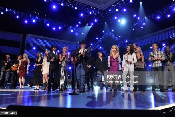 John Rich Keith Urban LeAnn Rimes Jennifer Nettles Taylor Swift Tim McGraw Faith Hill George Strait Jack Ingram Lee Ann Womack Martina McBride...