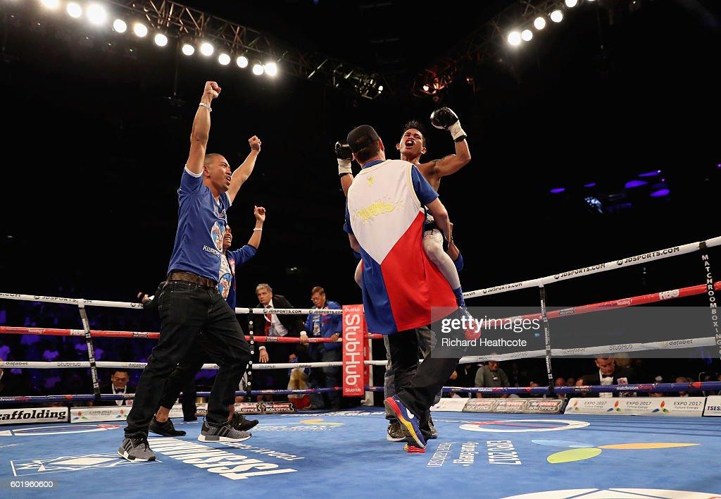 Boxing at O2 Arena : ニュース写真