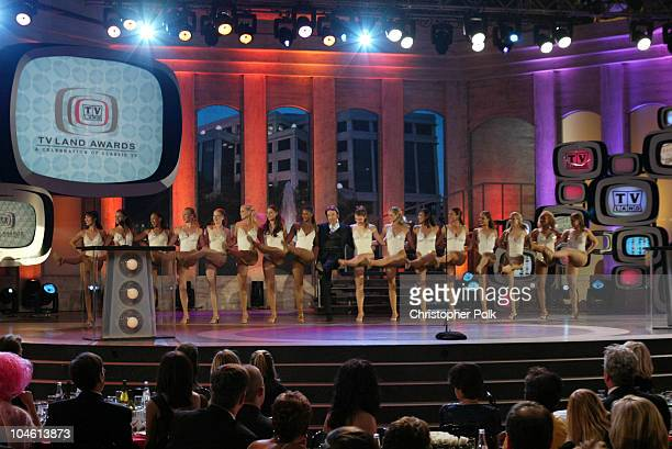 John Ritter and the final act during The TV Land Awards Celebration of Classic TV at Hollywood Palladium in Hollywood CA United States