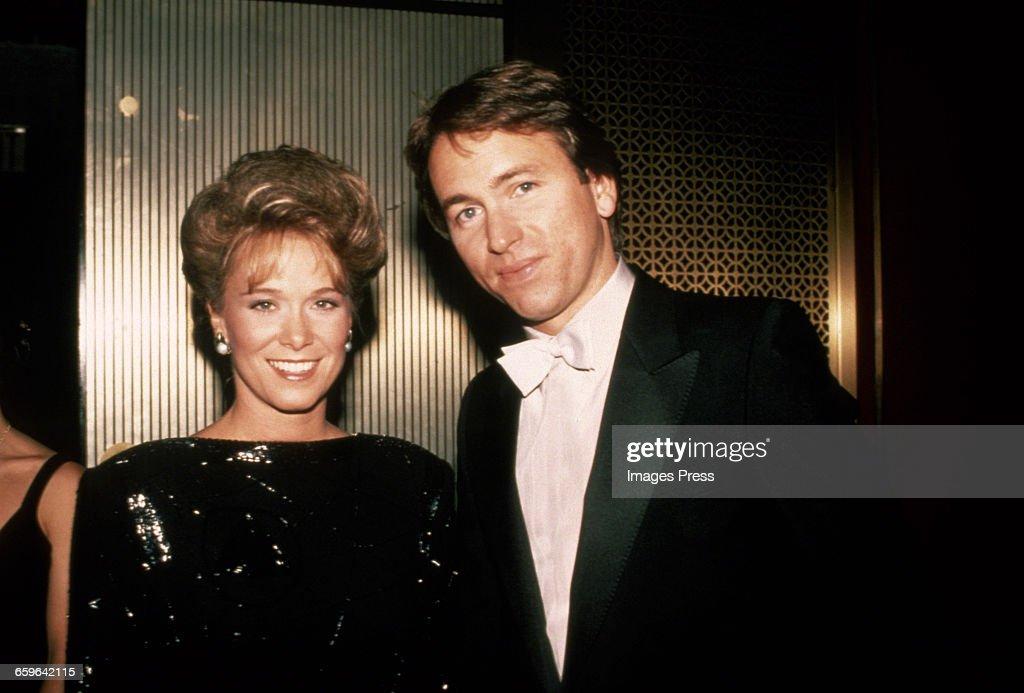 John Ritter and wife Nancy... : News Photo