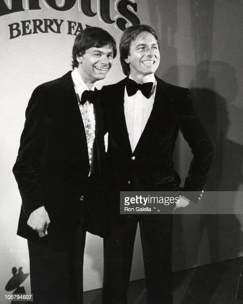 John Ritter Brother Tim during 17th Annual Academy of Country Music Awards at Knott's Berry Farm in Buena Park California United States