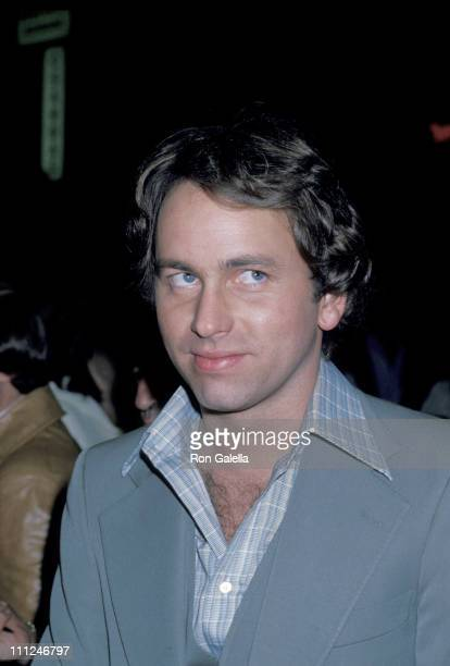 John Ritter during At the Lily Tomlin Show at Huntington Hartford Theatre in Los Angeles California United States