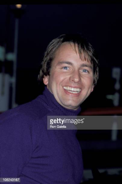 John Ritter during John Ritter and Suzanne Somers Sighting at CBS TV City Taping January 18 1978 at CBS TV City in Los Angeles California United...
