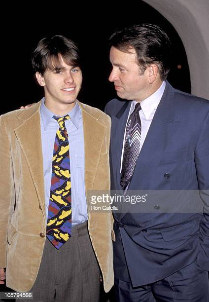 John Ritter son Jason Ritter during 1998 Summer TCA Press Tour CBS Network at Ritz Carlton Hotel in Pasadena CA United States