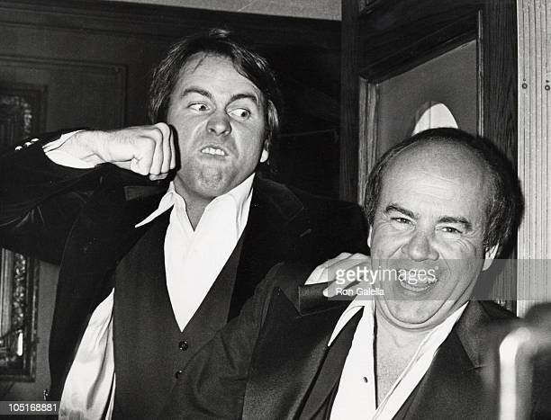 John Ritter & Tim Conway during 4th Annual People's Choice Awards in Los Angeles, California, United States.