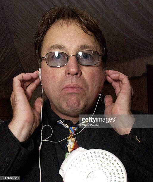 John Ritter visits MGA Entertainment's Bratz during 2003 Teen Choice Awards Backstage Creations Day of Show at Universal Amphitheatre in Universal...