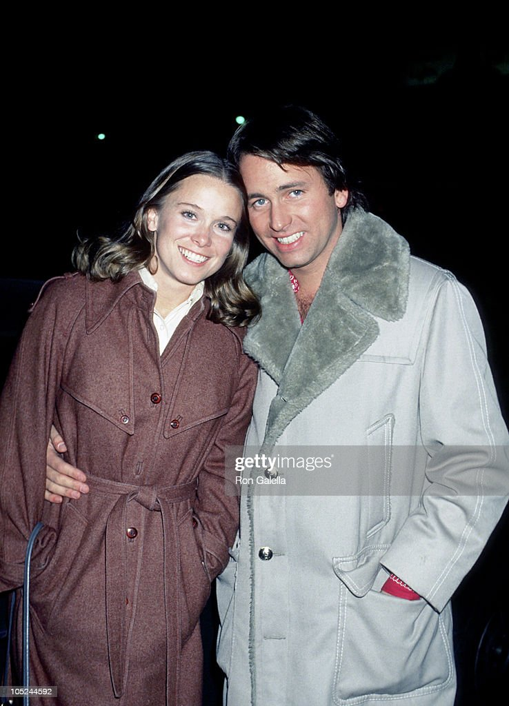 John Ritter and Suzanne Somers Sighting at CBS TV City Taping - February 3, 1978