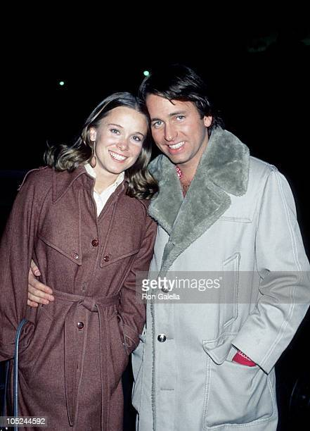 John Ritter wife Nancy during John Ritter and Suzanne Somers Sighting at CBS TV City Taping February 3 1978 at CBS TV City in Los Angeles California...