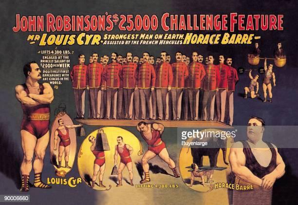 John Robinson's $25000 Challenge Feature