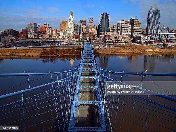 John Roebling Bridge