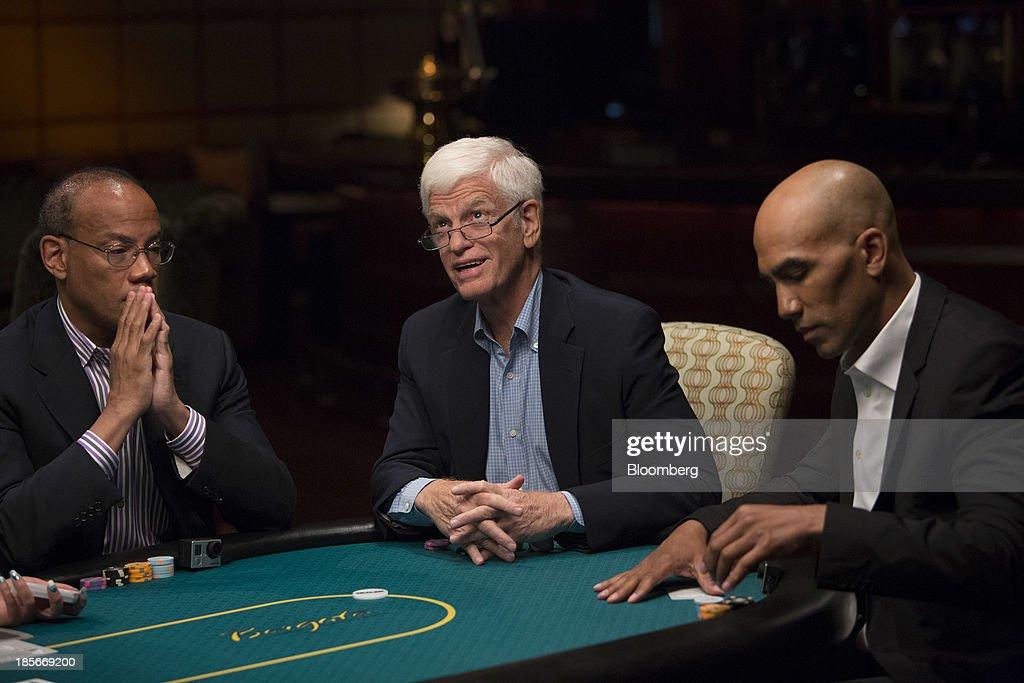 Steve kuhn poker is poker a sport or a game