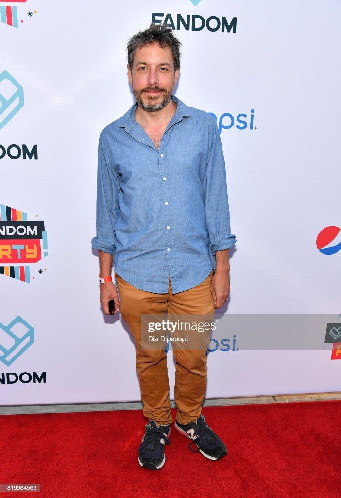 FANDOM's Annual Comic-Con Kick-Off Party - Arrivals
