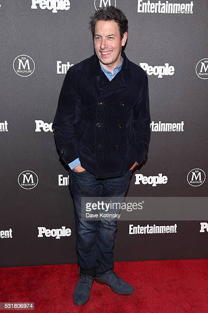 John Ross Bowie attends the Entertainment Weekly People Upfronts party 2016 at Cedar Lake on May 16 2016 in New York City