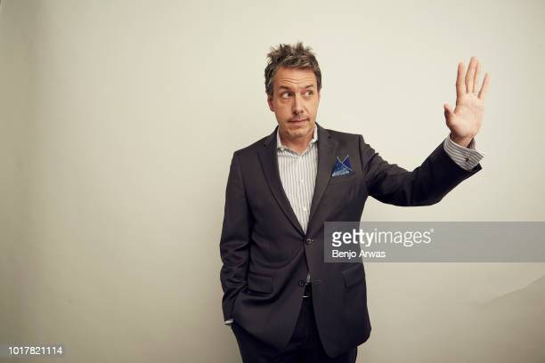 John Ross Bowie of ABC's 'Speechless' poses for a portrait during the 2018 Summer Television Critics Association Press Tour at The Beverly Hilton...