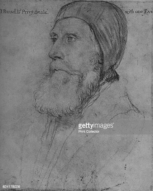 John Russell Earl of Bedford' c15321543 John Russell 1st Earl of Bedford KG PC JP was an English royal minister in the Tudor era He served variously...