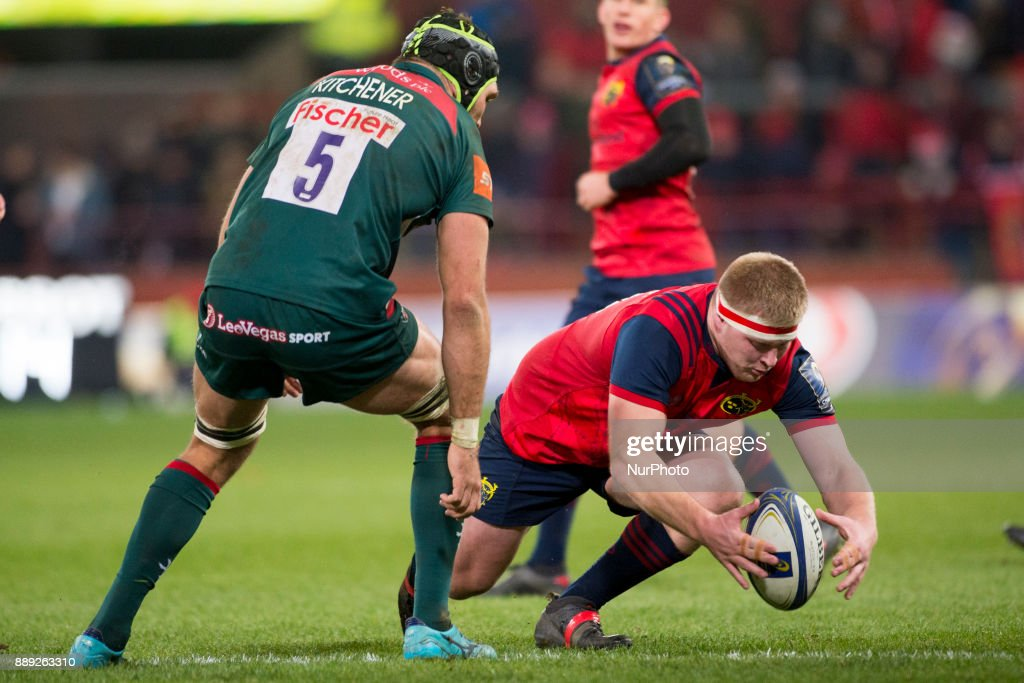 Munster Rugby v Leicester Tigers -  Champions Cup
