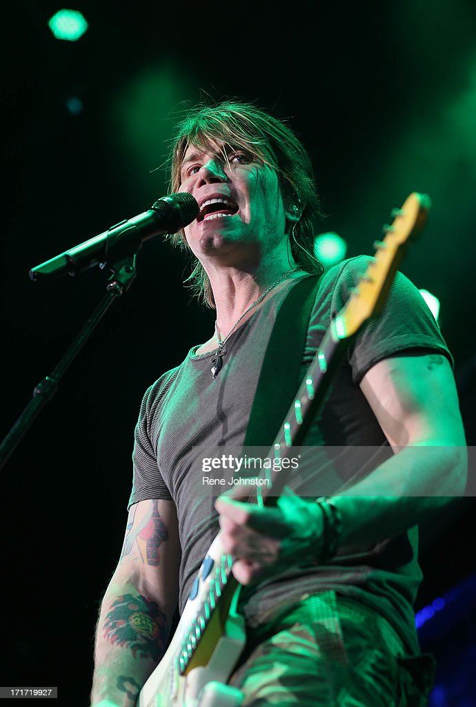 John Rzeznik leads the charge as the Goo Goo Dolls play Ontario Place. The Goo Goo Dolls formed in 1985 in Buffalo, New York, John Rzeznik and bassist and vocalist Robby Takac.