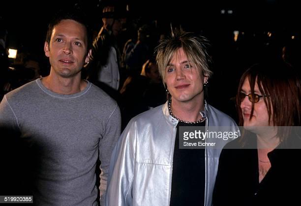 John Rzeznik of Goo Goo Dolls at event New York 1990s