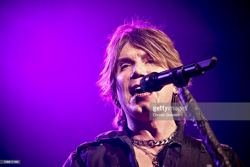 John Rzeznik of Goo Goo Dolls performs at Brixton Academy on November 13, 2010 in London, England.