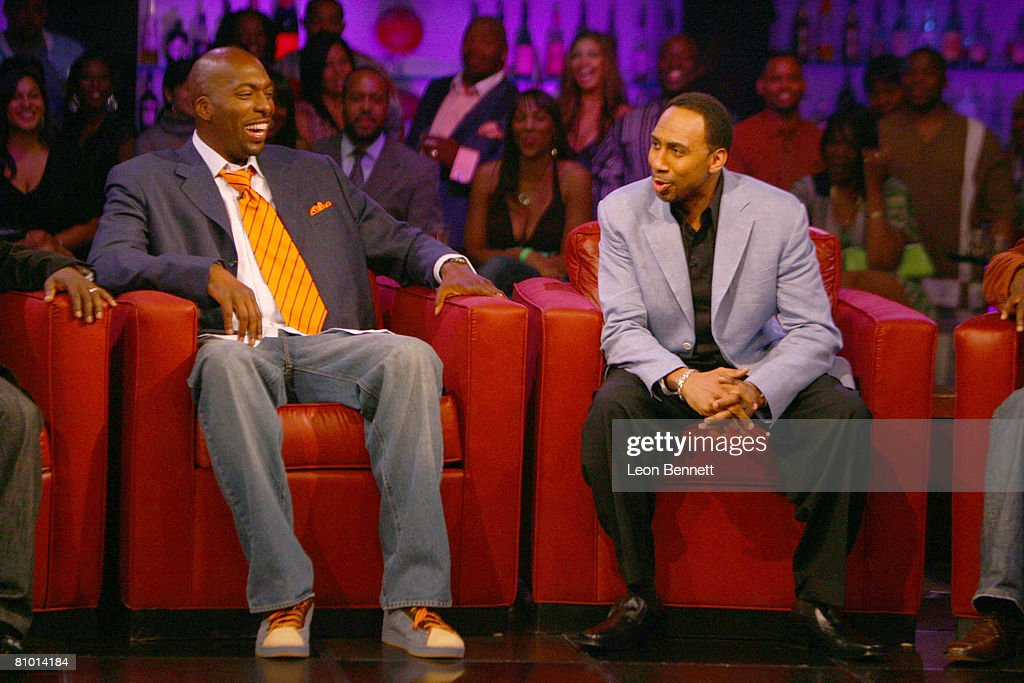 John Salley and Stephen A. Smith