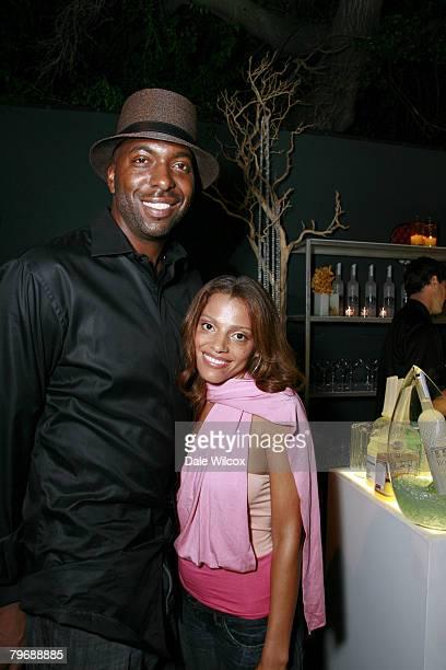 John Salley and wife Natasha Duffy