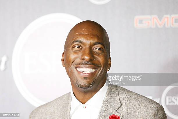 John Salley arrives at the BODY at ESPYS PreParty held at Lure on July 15 2014 in Hollywood California