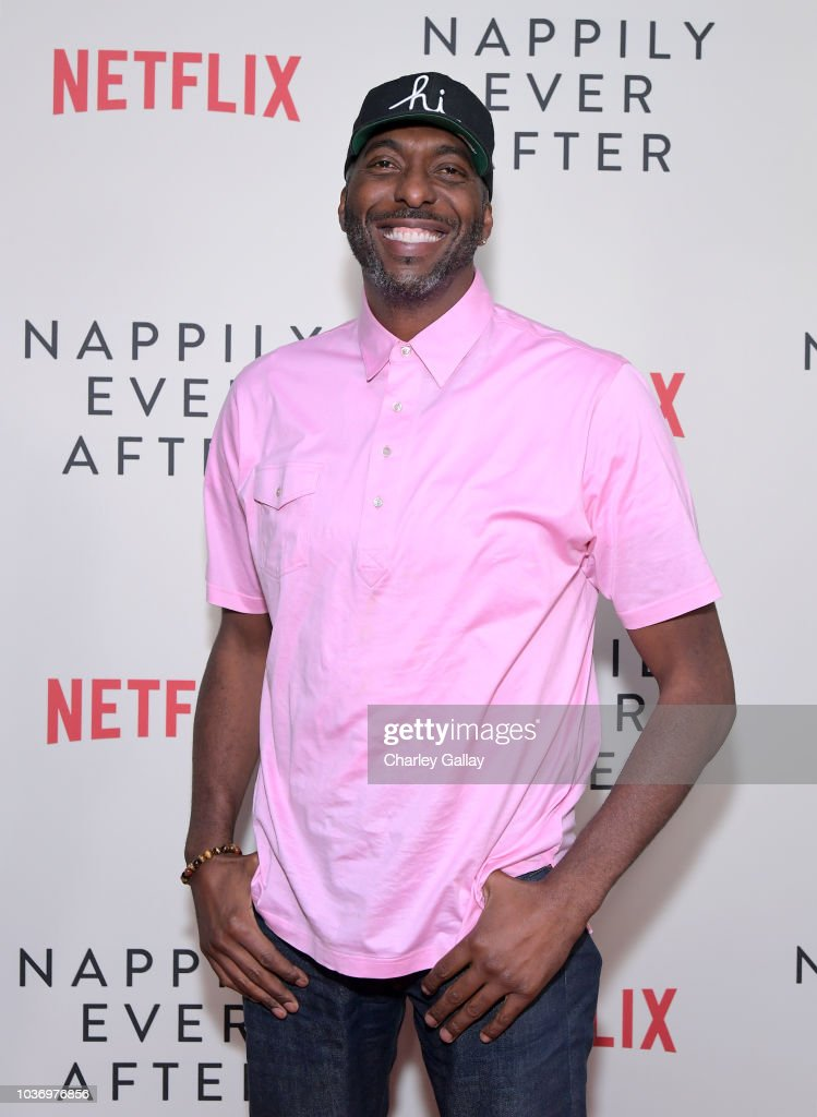 "Netflix's ""Nappily Ever After"" Special Screening"