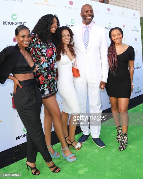 John Salley attends the 34th Annual CedarsSinai Sports Spectacular celebration at The Compound on July 15 2019 in Inglewood California