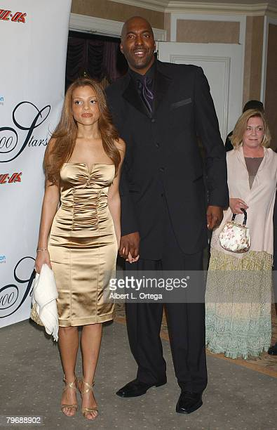 John Salley with wife Natasha