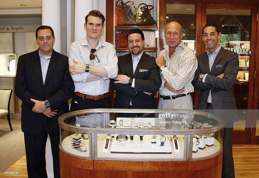 Hamptons Magazine Celebrates The London Jewelers Watch Fair In East Hampton