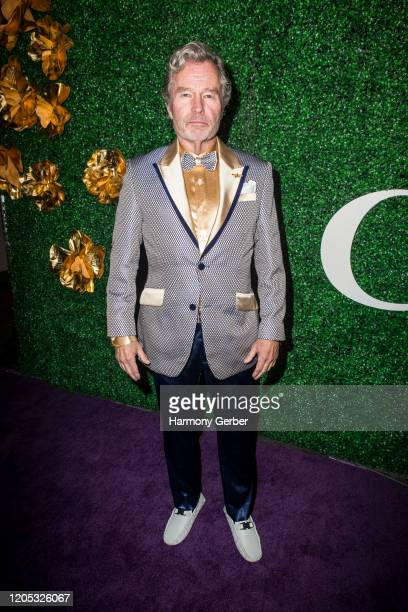 John Savage attends the 3rd Annual Griot Gala Oscars After Party 2020 Hosted By Michael K. Williams at Ocean Prime on February 09, 2020 in Beverly...