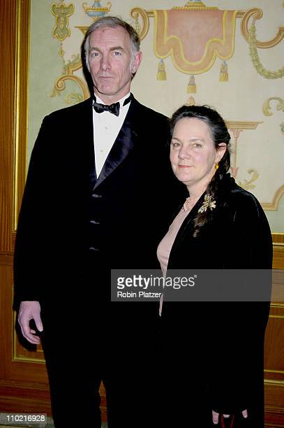 John Sayles and Maggie Renzi during 57th Annual Writers Guild Awards - New York Arrivals at The Pierre Hotel in New York City, New York, United...