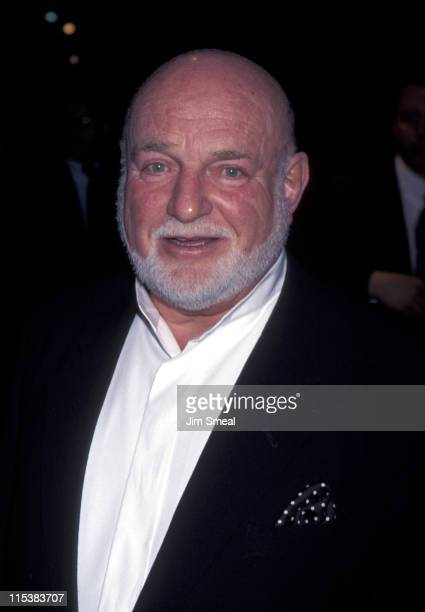 John Schlesinger during Eye For An Eye Los Angeles Premiere Benefiting Natural Neurofibromatosis at Paramount Studios in Hollywood CA United States